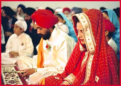 Punjabi Wedding Traditions: Groom House Morning of Wedding
